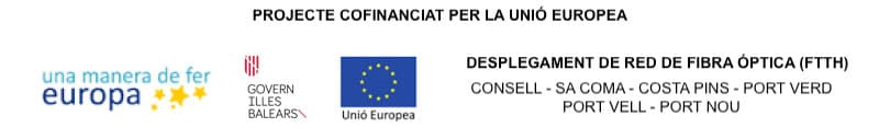 Financiación Union Europea